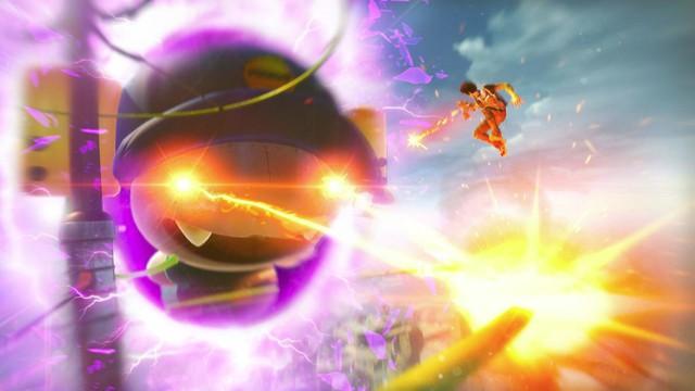 Ratchet & Clank: Rift Apart Sunset Overdrive