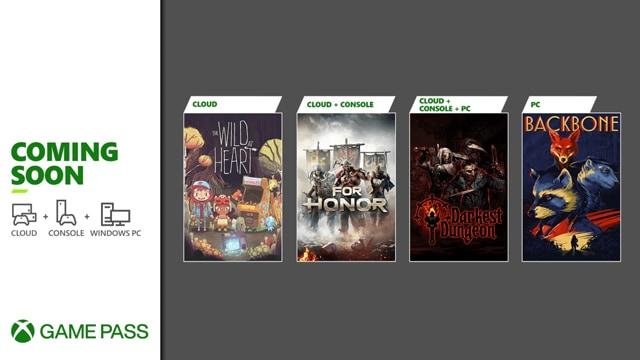 Xbox Game Pass June 2021