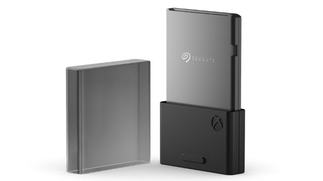 Xbox Storage Expansion Card