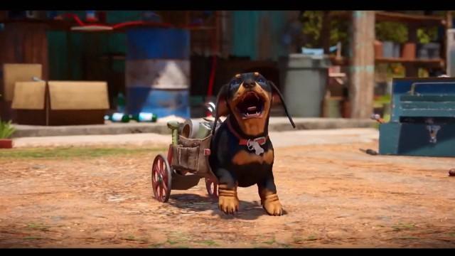 Far Cry 6 dog
