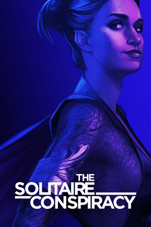 The Solitaire Conspiracy cover art