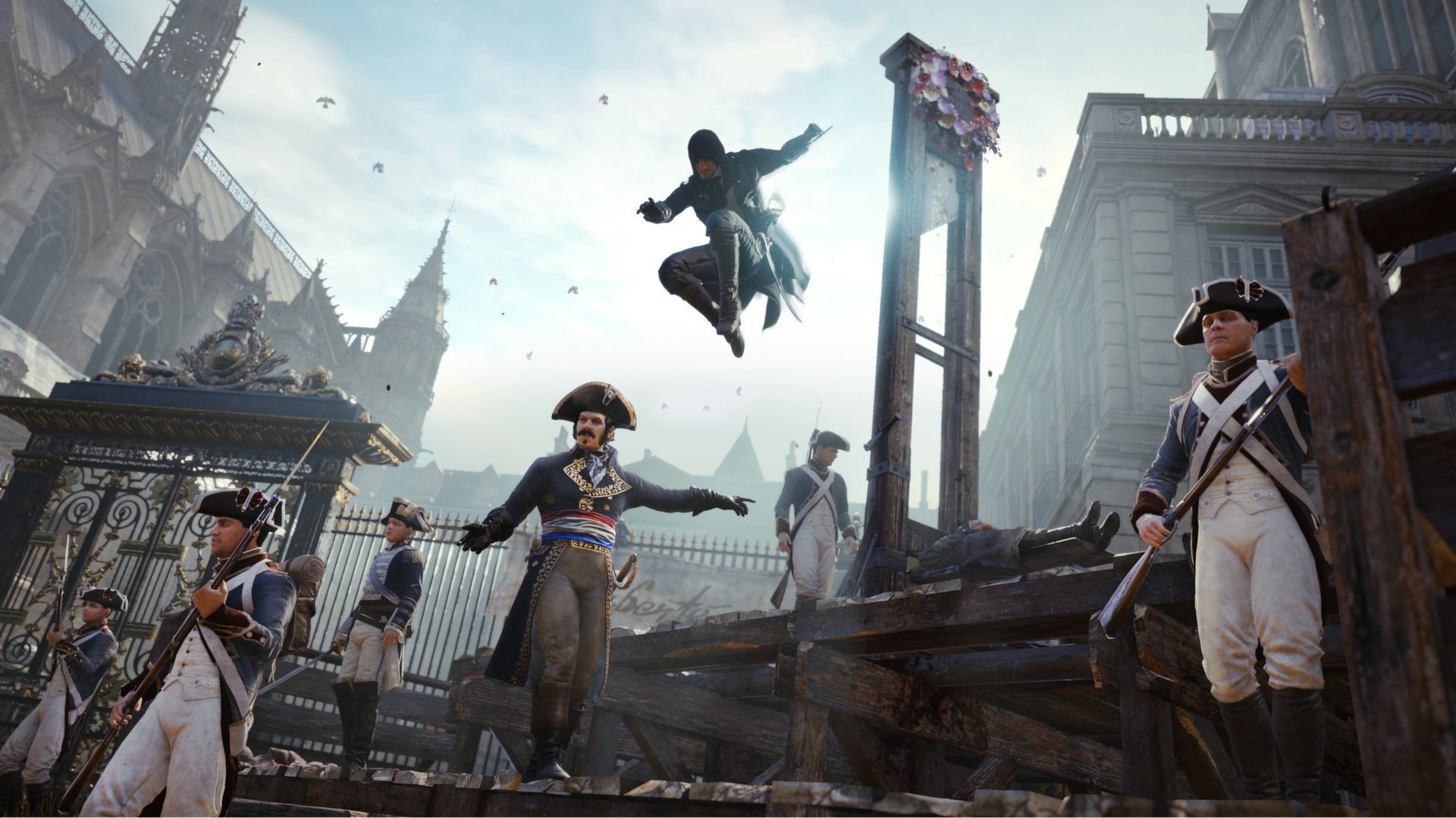 Ubisoft Assassin's Creed Unity (PC) Jocuri PC