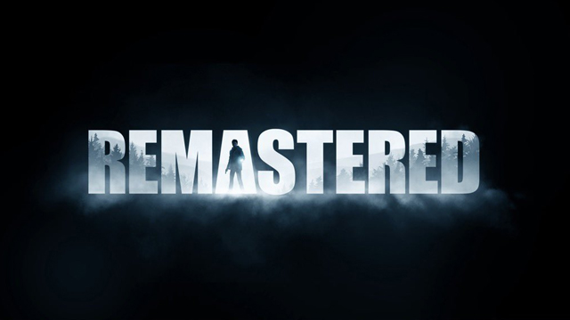 Alan Wake Remastered logo