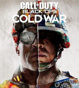 Black Ops Cold War cover