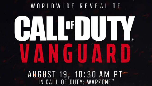 Call of Duty: Vanguard Promo
