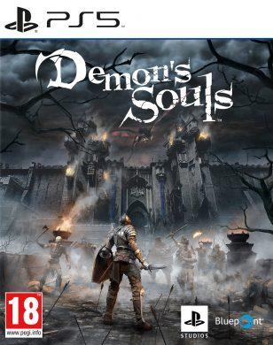 Demon's Souls cover