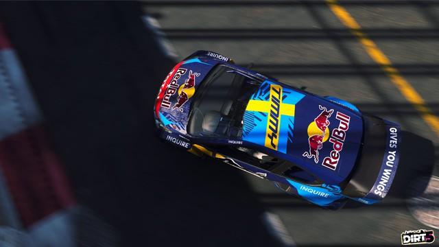 DiRT 5 Red Bull
