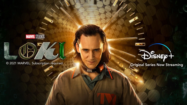 Disney Plus Loki Promo image