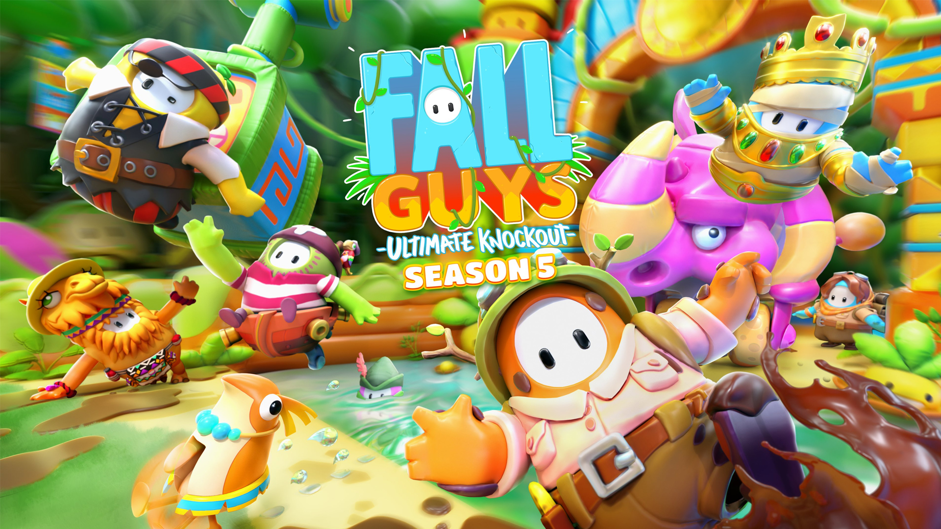 Fall Guys: Ultimate Knockout Season 5