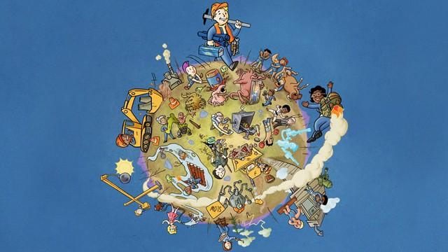 Fallout 76 Fallout Worlds