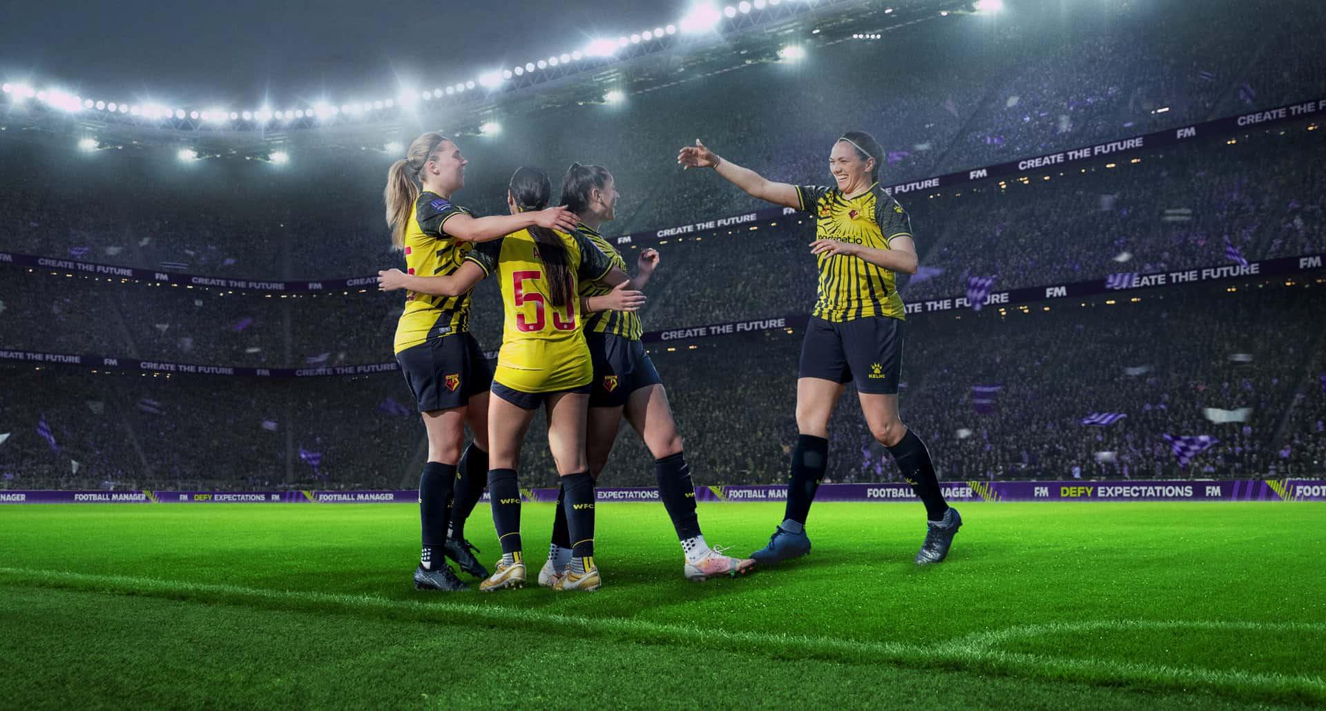 Football Manager women's football