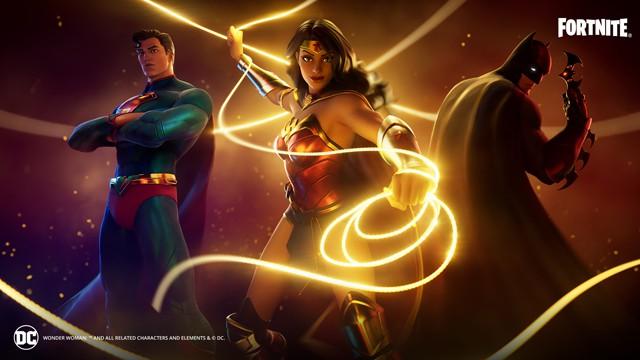 Fortnite Wonder Woman
