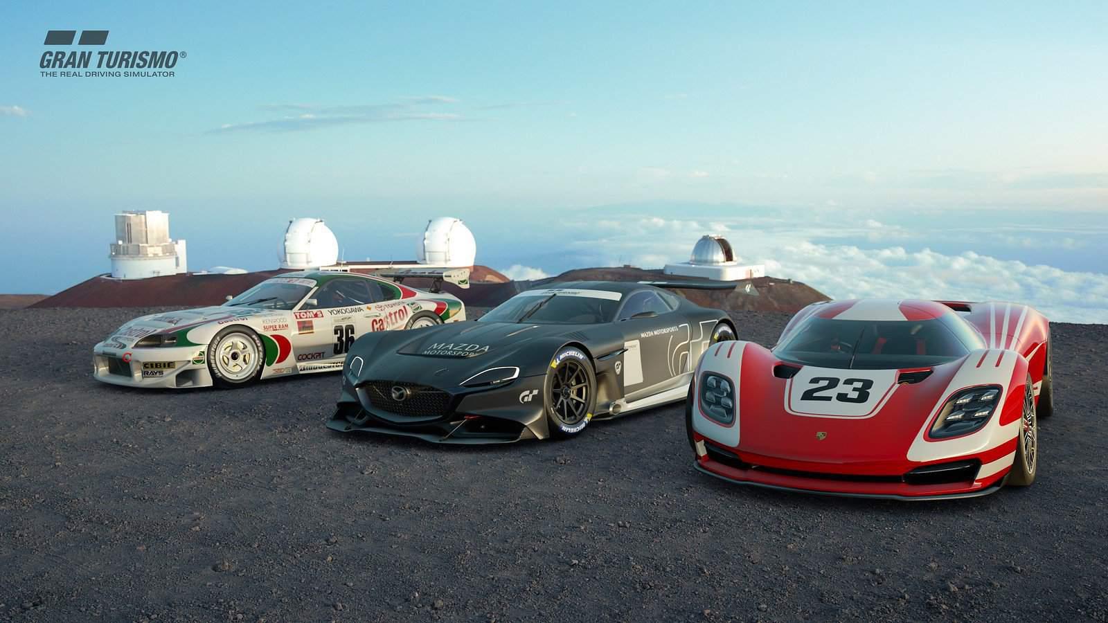 Gran Turismo 7 25 Anniversary