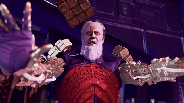 Marvel's Guardians of the Galaxy Grand Unifier Raker