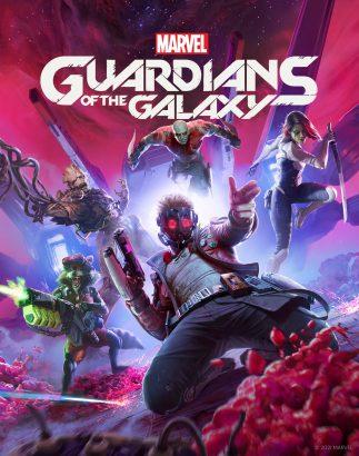 Guardians of the Galaxy Key Art