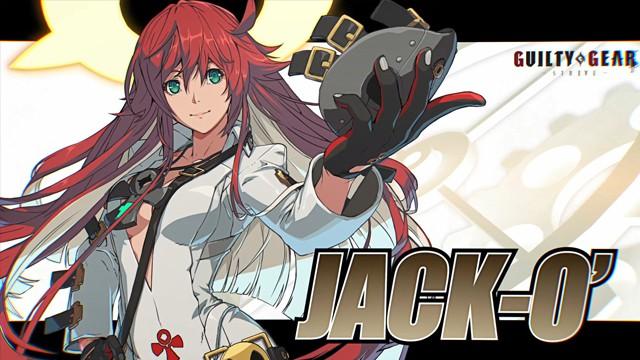 Guilty Gear Strive Jack'O