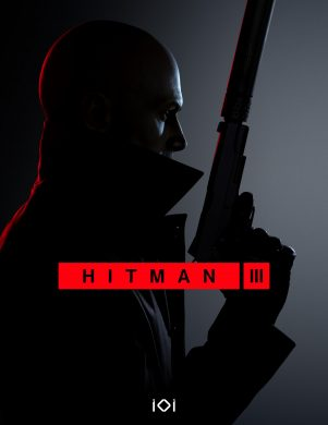 Hitman 3 box art