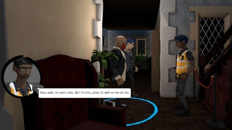 Heist Simulator