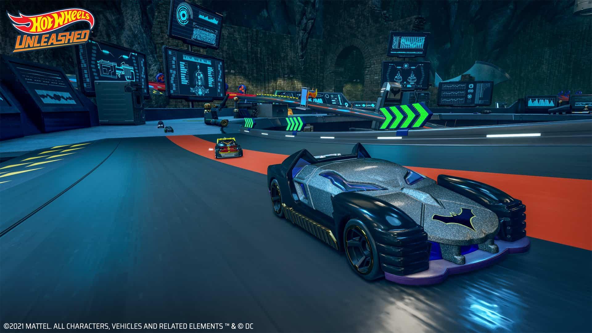 Hot Wheels Unleashed Batman