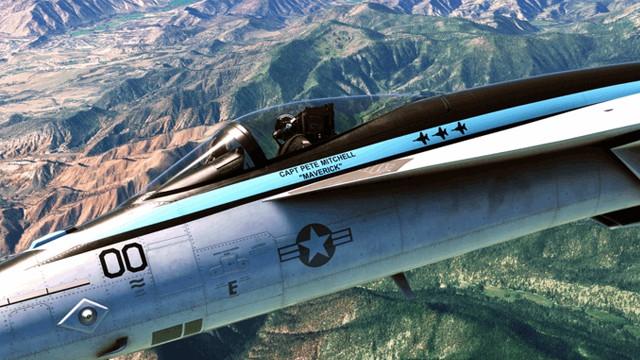 Microsoft Flight Simulator Top Gun: Maverick