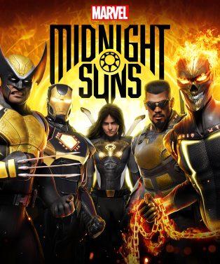 Marvel's Midnight Suns Key Art