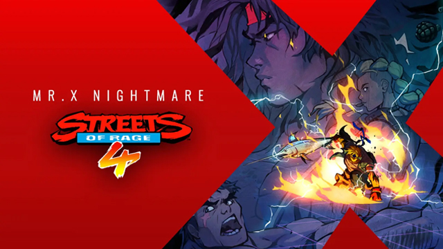 Streets of Rage 4 Mr. X Nightmare