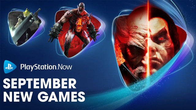 PlayStation Now September