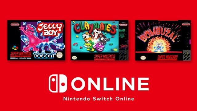 Nintendo Switch Online July