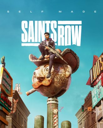 Saints Row (Reboot) Key Art