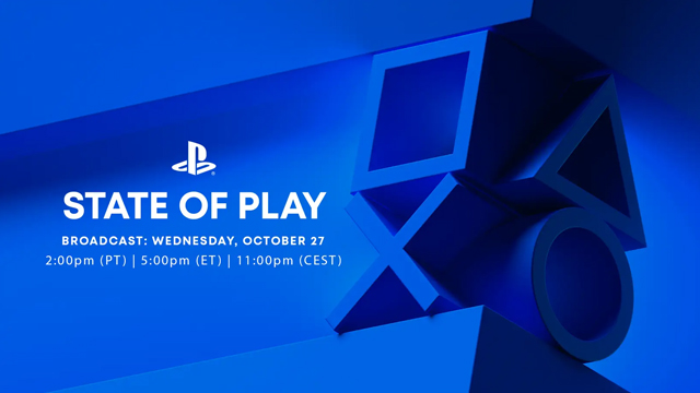 State of Play October 2021