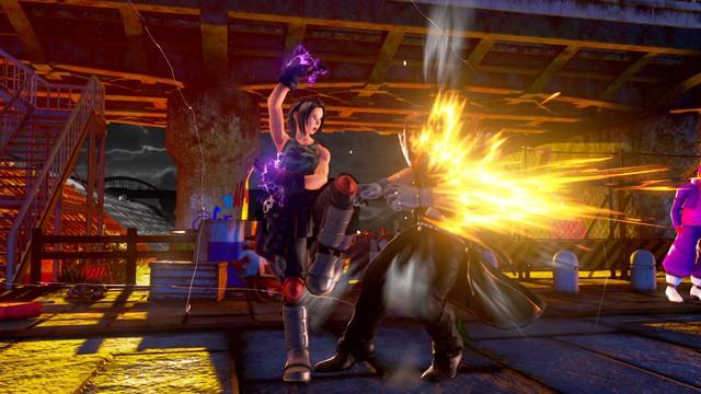 Street Fighter V Akira