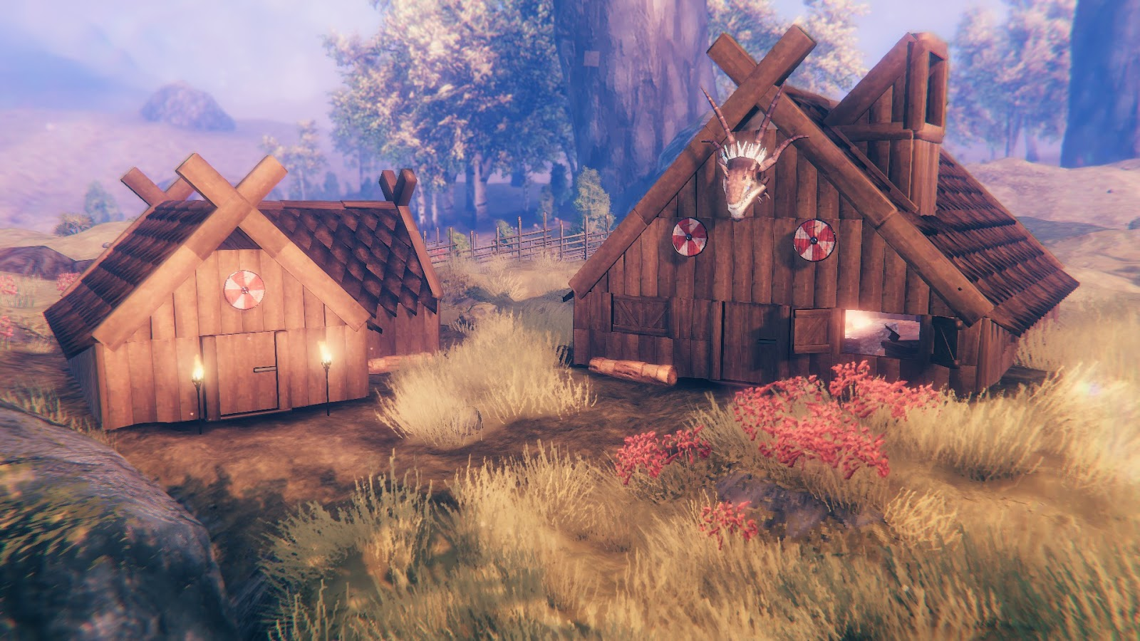 Valheim Hearth and home update screen 1