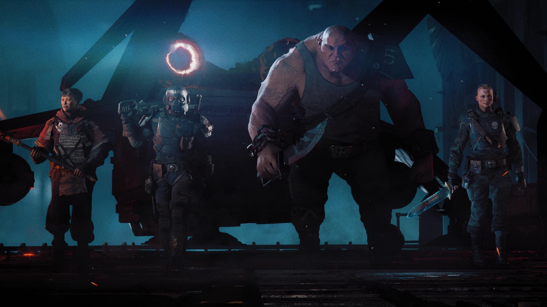 Warhammer 40,000: Darktide