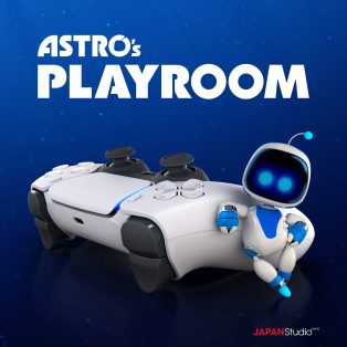 Astro's Playroom box art