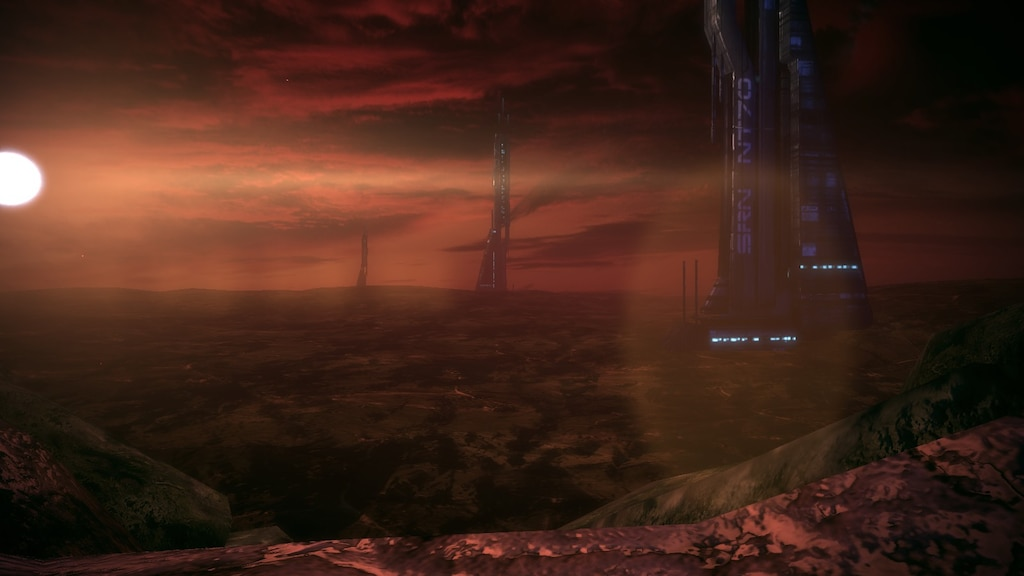 Mass Effect Eden Prime