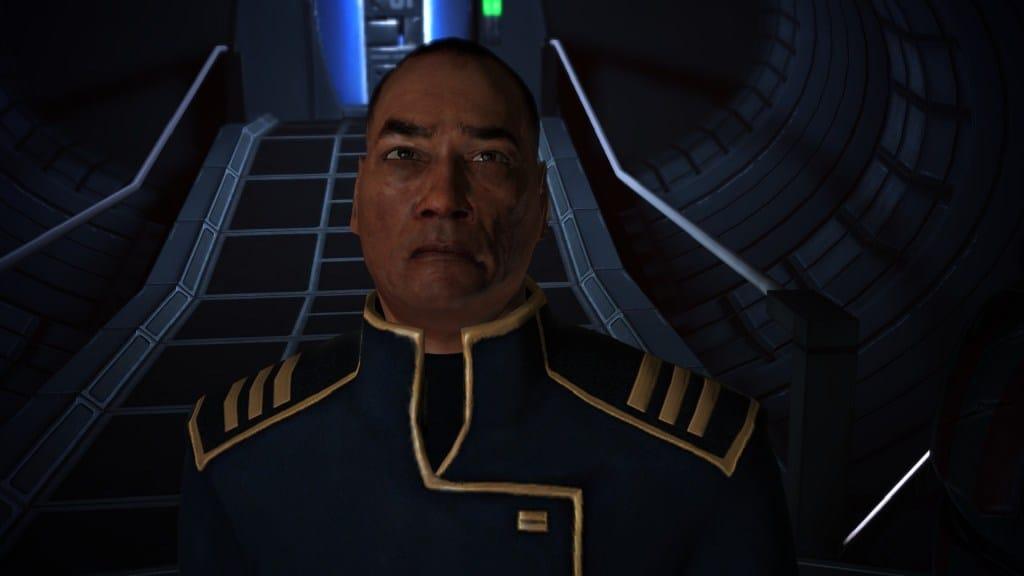 Mass Effect uniforms