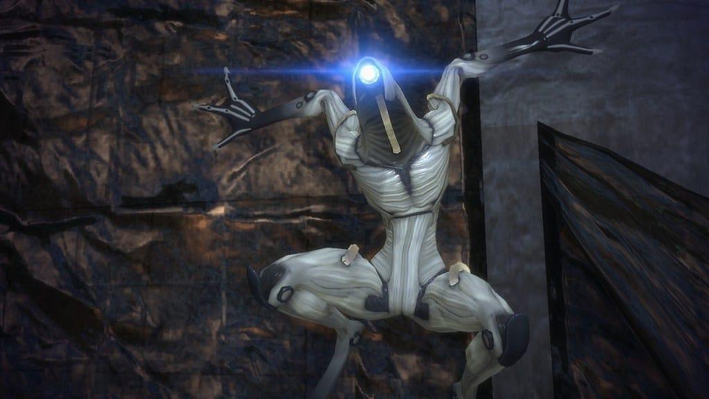 Mass Effect geth
