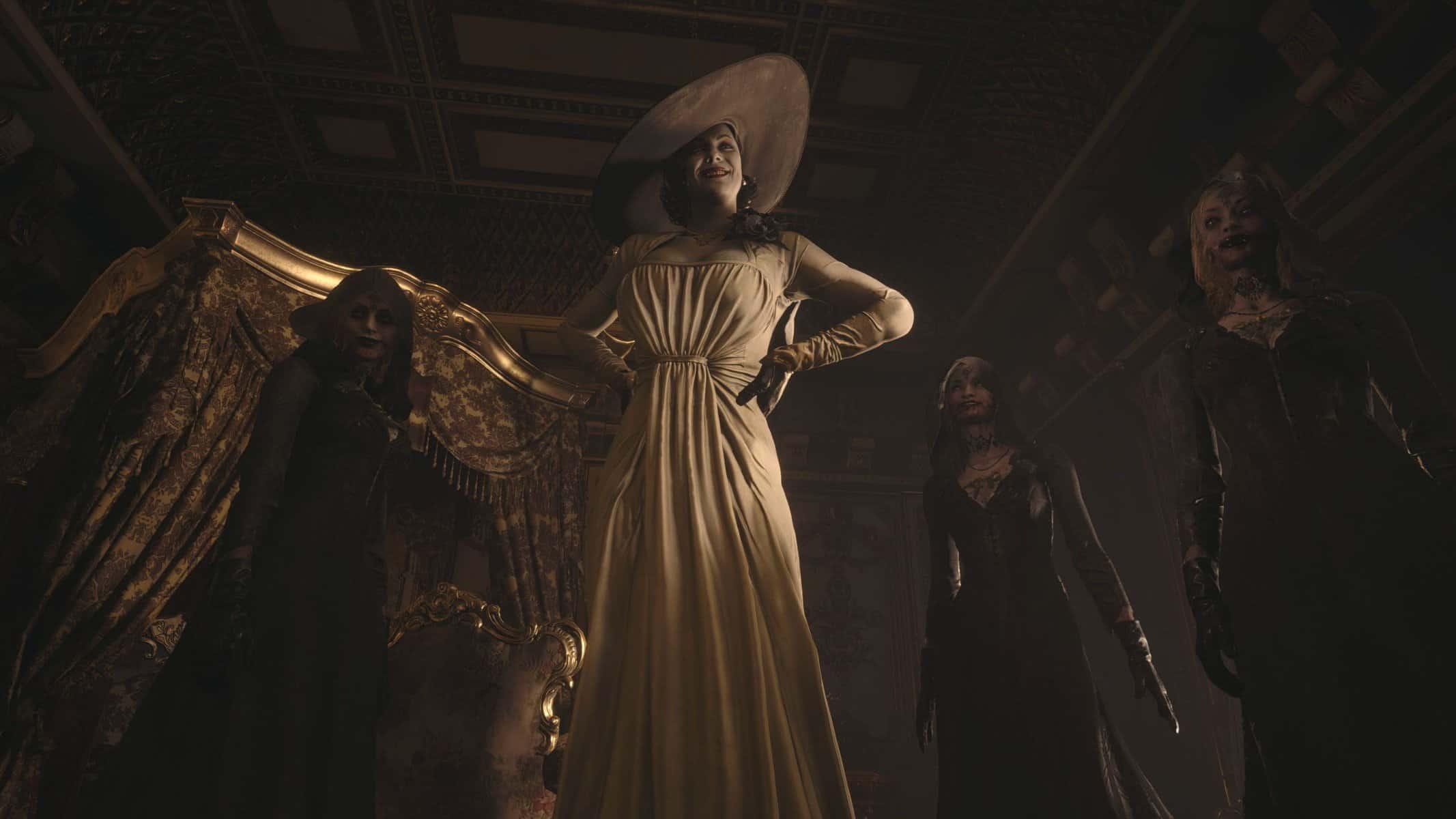 Resident Evil Village Lady Dimetrescu