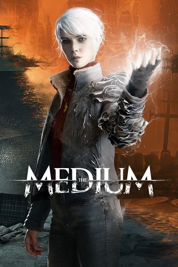 The Medium box art