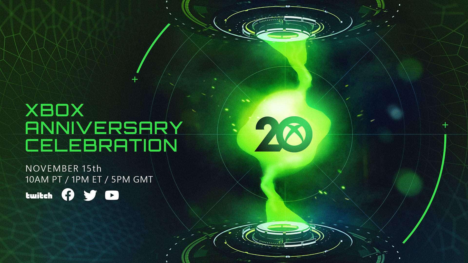 Xbox Anniversary